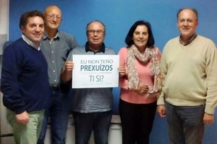 Xunta Directiva FEAFES Galicia
